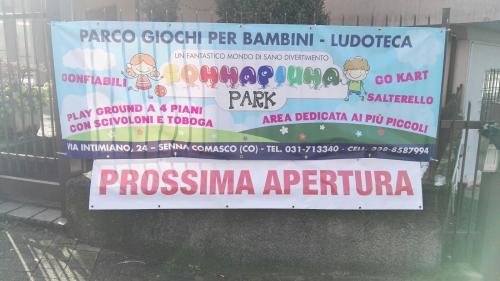 Banner Gommapiuma