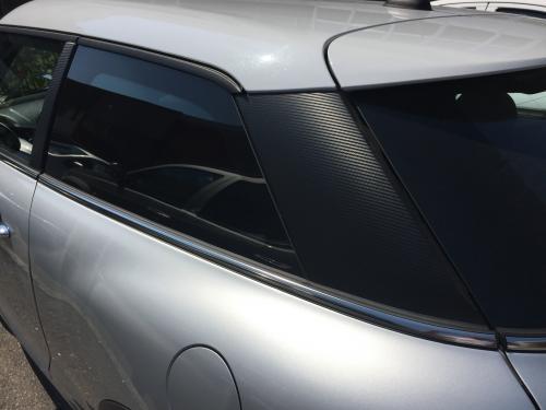 Car Wrapping dettaglio mini giorgio 3