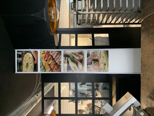 Interior design Bakery factory 1