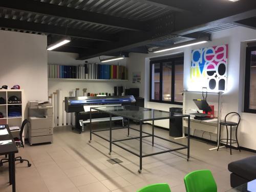 Interior design BeKreativ ufficio 3