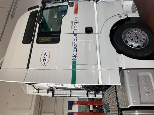 Decorazione camion Nazionale trasporti 11