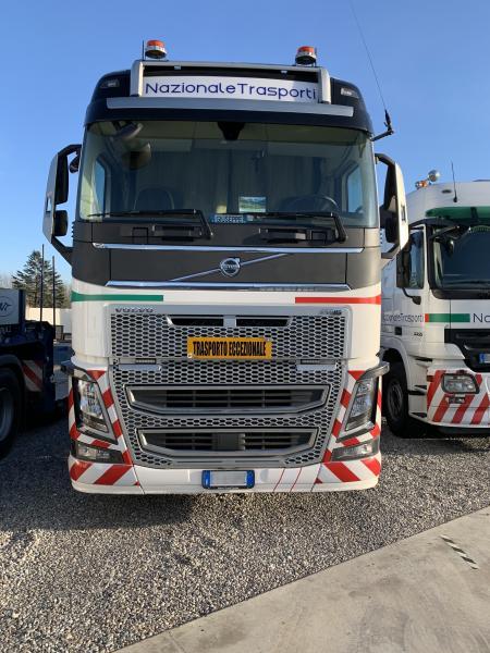 Decorazione camion Nazionale trasporti 6