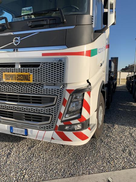 Decorazione camion Nazionale trasporti 7