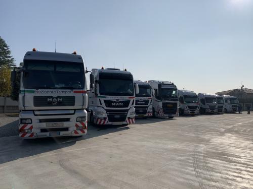 Decorazione camion nazionale trasporti 15
