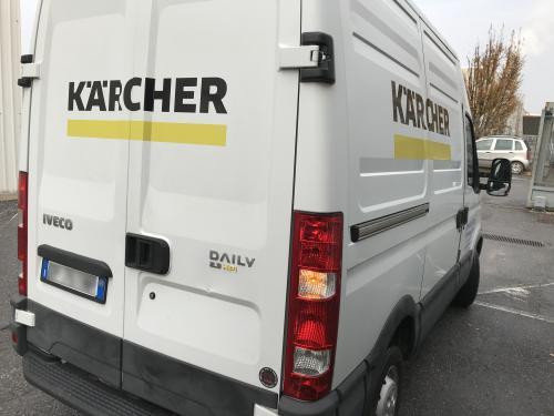 Furgone Service Paper Karcher 3