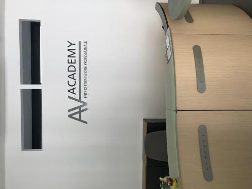 Interior design Murofania AV Academy 1