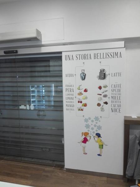 Interior design Nonna Papera Murofania 2