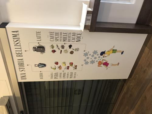 Interior design Pannello nonna papera