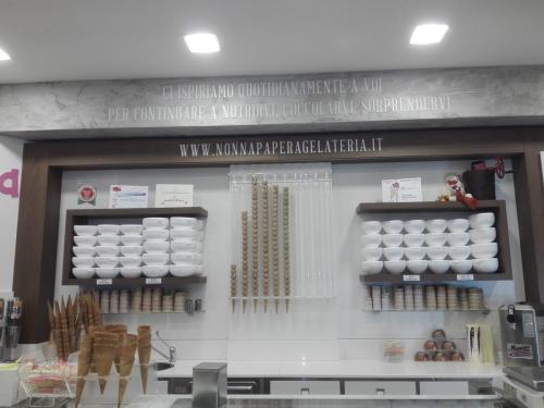 Interior design murofania Nonna Papera