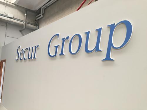 Interior Design Murofania pantografata Secur Group 2