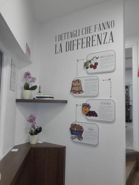 Interior Design Nonna Papera Pannelli
