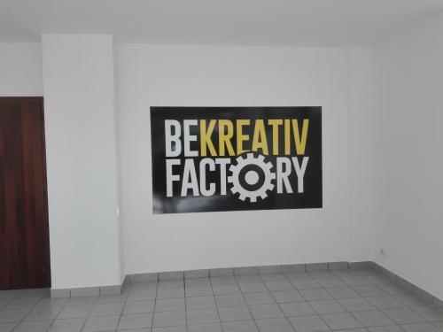 Interior design pannello BeKreativ