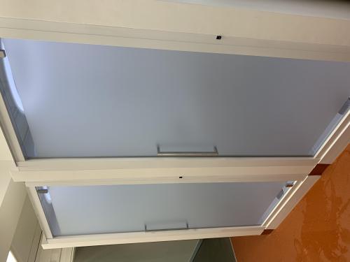 Interior design vetro satinato doccia 2