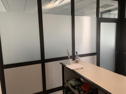 Interior design vetrofania uffici 7